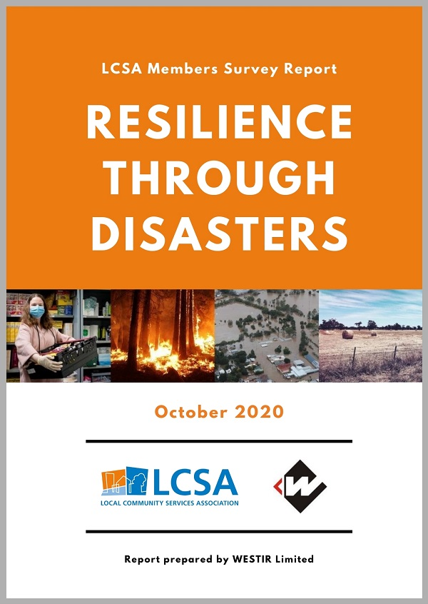 Resilience Through Disasters Report